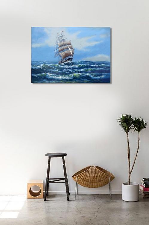 Marina barco