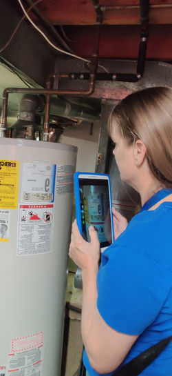 Hot Water Heater Inspection