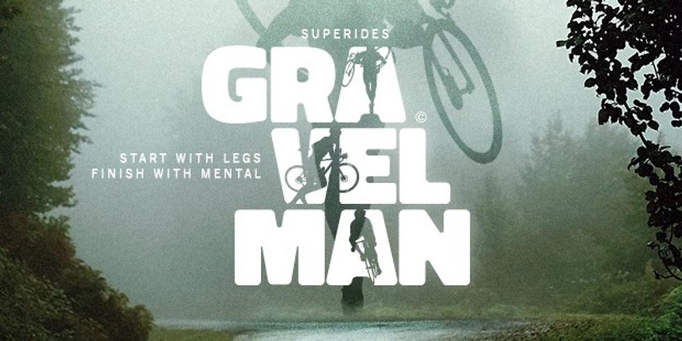GravelMan Series - Paris Roubaix 2020 Edition #1