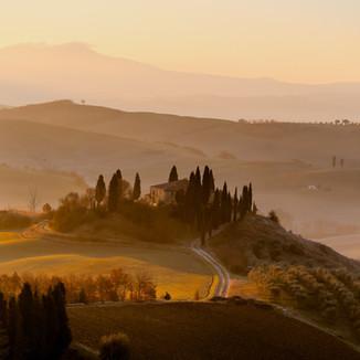 Rendez-vous en Toscane en Avril 2021 !
