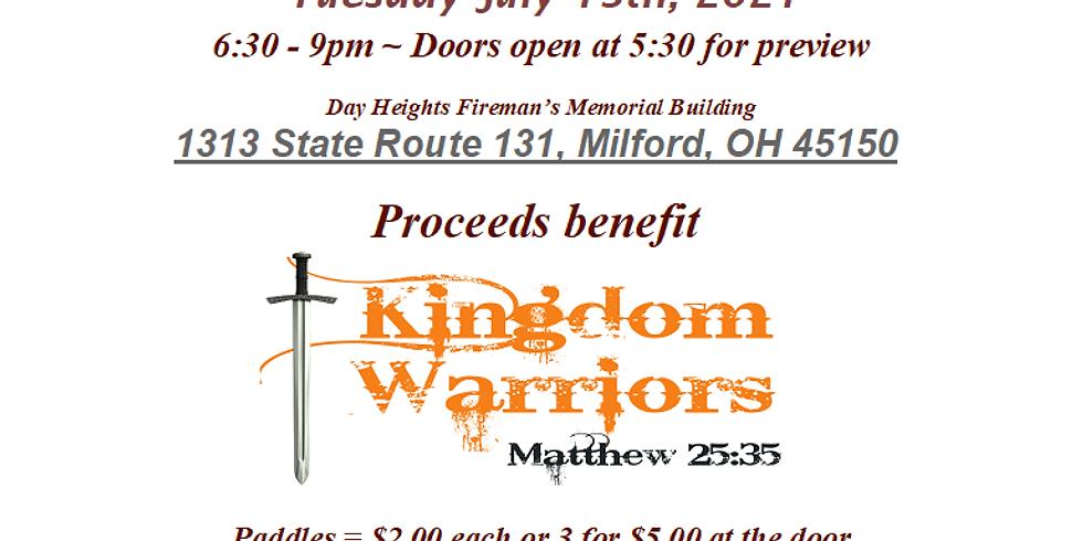 Kingdom Warriors Fundraiser