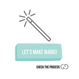 Let's make magic Check The Process procesbegeleiding zoom cards online life co-creatie en participatie