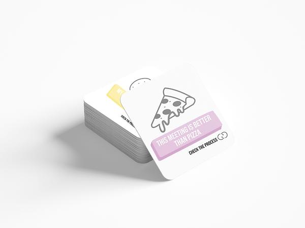 Check The Process procesbegeleiding zoom cards online life co-creatie en participatie