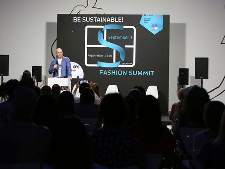 Second BE SUSTAINABLE! Fashion Summit was held in Ukraine