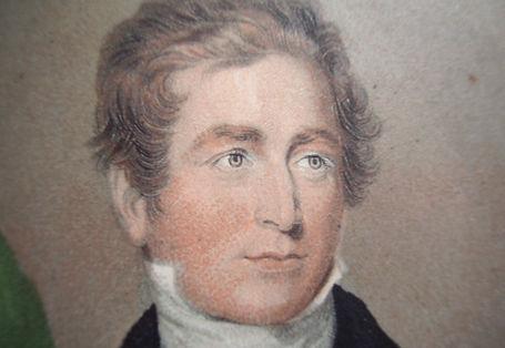 Sir Robert Peel a common fake baxte print