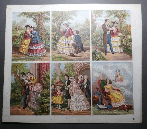Joseph Mansell colour printing