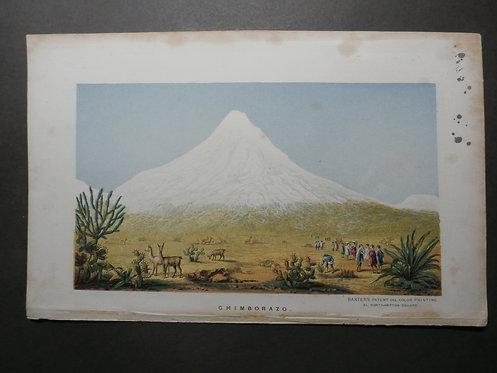 Chimborazo - Baxter Print