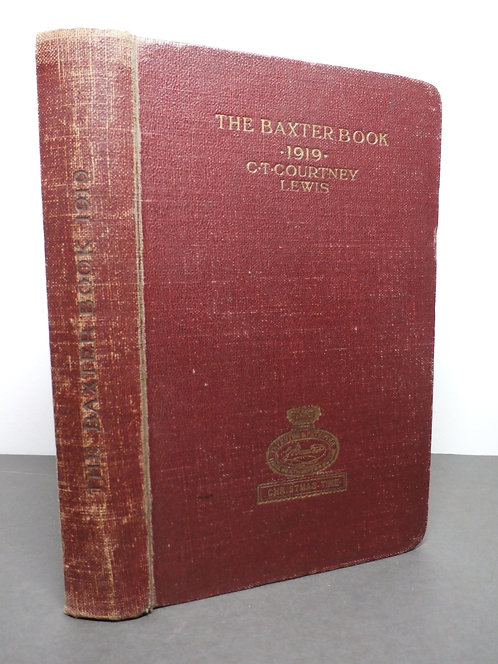 The George Baxter Year Book 1912 - Baxter Prints
