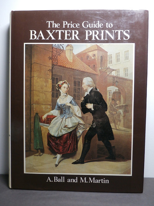 The Price Guide to Baxter Prints