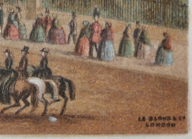 International Exhibition 1862 - Le Blond & Co