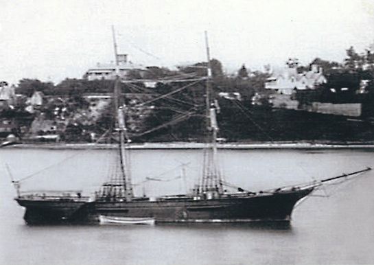 john wesley missinary ship 1846-1865