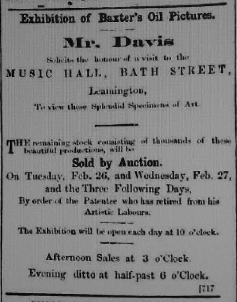Leamington Advertiser - Feb 21 1861 BNA.