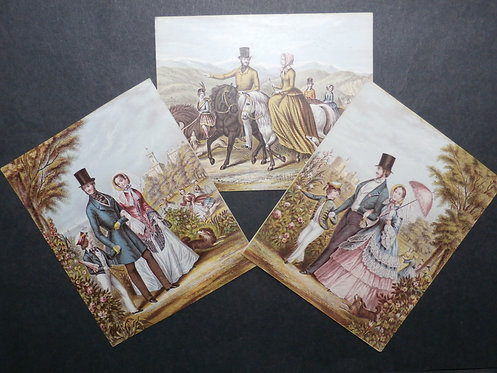 Her Majesty at Windsor - Osborne - Balmoral - Queen Victoria - Prince Albert - Le Blond
