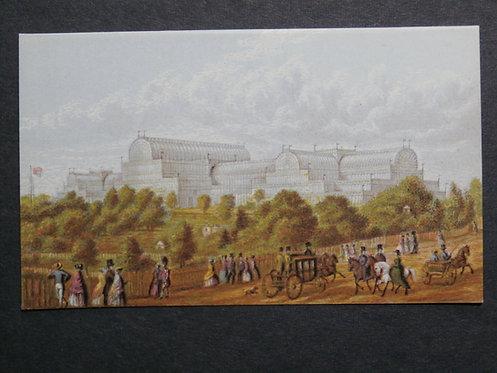 Crystal Palace Sydenham - Le Blond Print