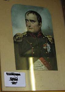 Napoleon I - a fake Baxter Prnt