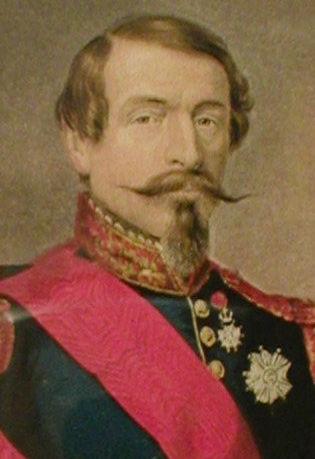 Le Blond Baxter  Napoleon III
