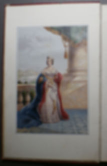 """""""England's Queen, and Prince Albert of Saxe-Coburg and Gotha"""" by Harrison Corbett Wilson"""