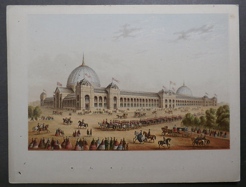 The International Exhibition, 1862 - Le Blond