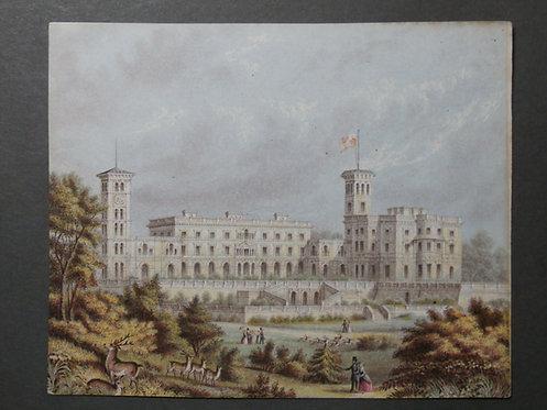 Osborne House - Le Blond Print