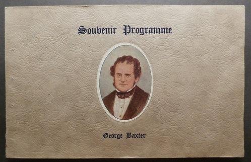 George Baxter 11 & 12 Northampton Square