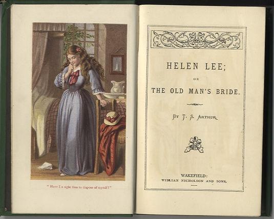 Helen Lee T S Arthur - J M Kronheim