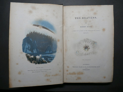 "Polar Sky AND The Seasons in ""The Heavens"""
