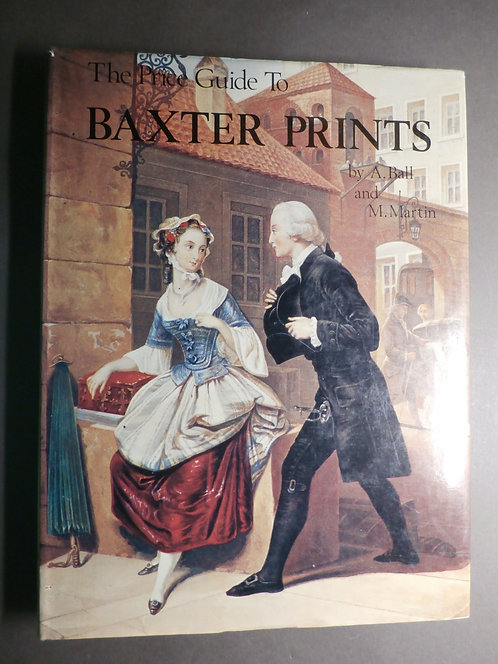 Price Guide to Baxter Prints