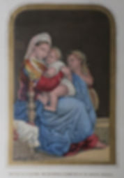 The Holy Family - George Baxter Jr