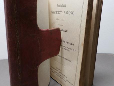 Scripture Pocket Book for 1851