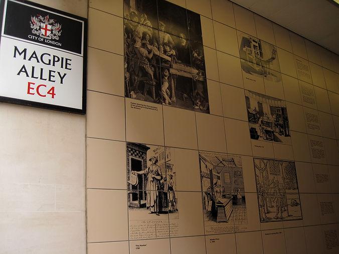 Magpie Alley EC4