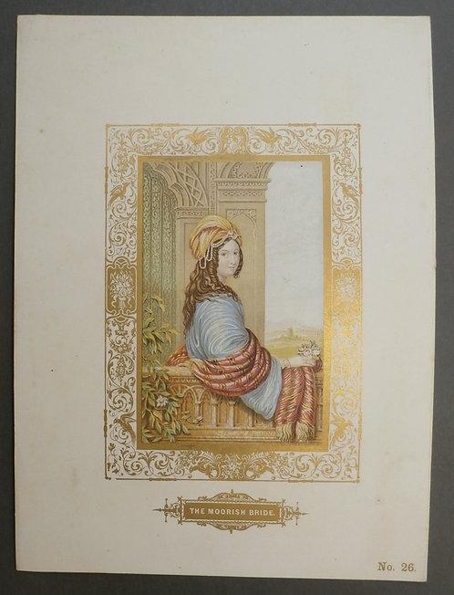 The Moorish Bride - Le Blond & Co Licencees