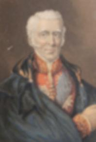 Duke of Wellington - George Baxter Print