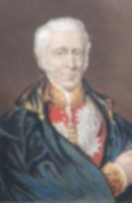 Duke of Wellington Le Blond Baxter Print