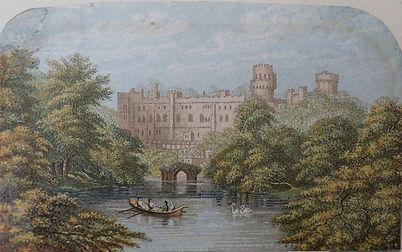 Warwick Castle by Joseph Mansell