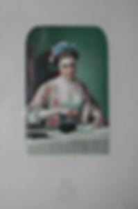 Fake George Baxter print