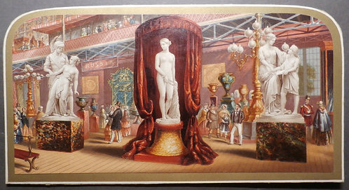 Gems of the Great Exhibition No 3 - Baxter Print 1851