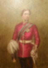Prince of Wales - a fake Baxter Print