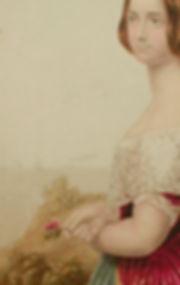 The Bride Le Blond Baxter Prin