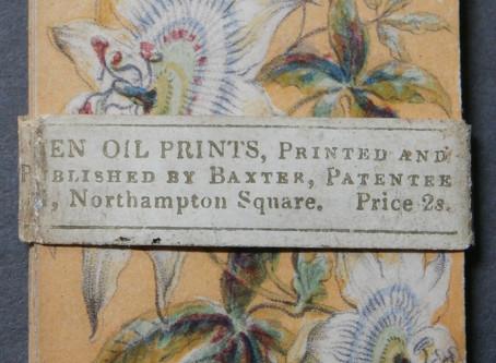 George Baxter Prints - Newsletter