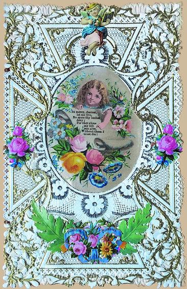 Valentine cards - Joseph Mansell