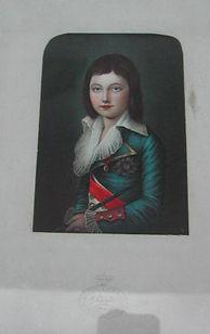 A fake George Baxter Print