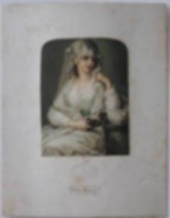A Fake Baxter print - Th Bride