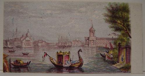 Le Blond - Needle box Print - Venice