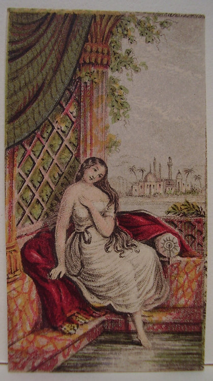 Le Blond - Needle box Print - Queen of the Harem