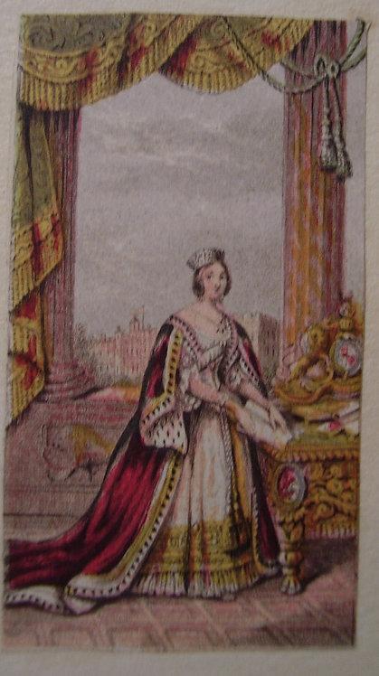 Le Blond - Needlebox Print - Queen Victoria