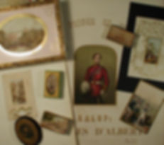 Baxter Prints are used on boxes for needles, valentines cards, music sheets, rewar cards, needlebox prints, pin cushions