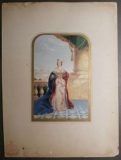 Queen Victoria - Baxter Print