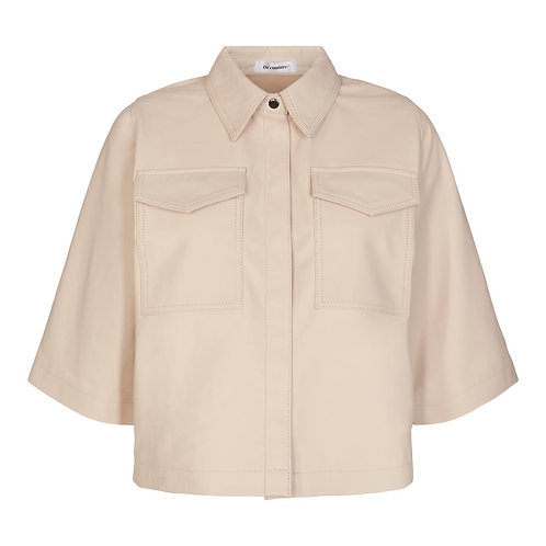 Co´Couture Phoebe Crop Shirt
