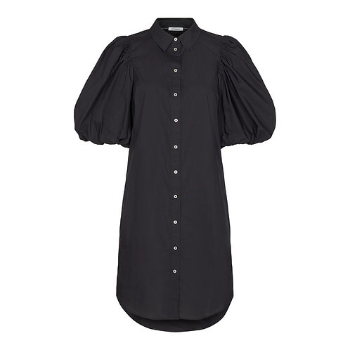 Co´Couture Collie Puff Sleeve Dress Black
