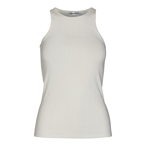 Co´Couture Sinclair Tank Top White
